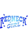 H3044s Redneck Girl Small