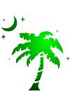 H448 Palm Tree Small