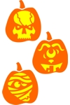 Pumpkin Faces 2