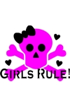 CLR Girly Skull 2