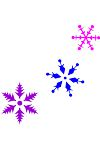 CLR Snow Flakes